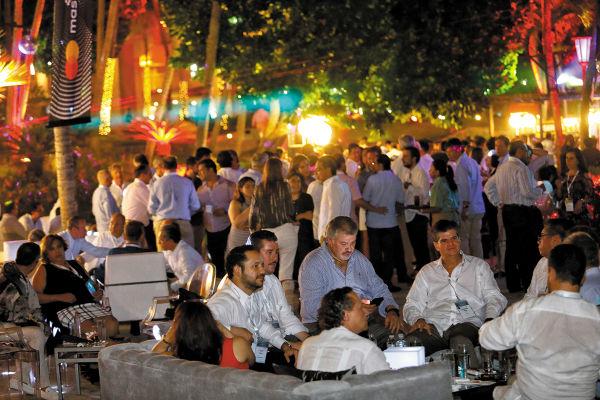 Banorte, por 10 años consecutivos, ha logrado reunir a los principales financieros del país. Foto: Nayeli Cruz