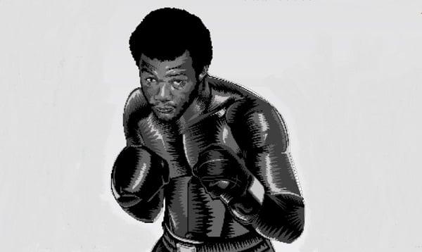 Foreman llevó su vida a destacar en diversos aspectos, el principal, por supuesto, el boxeo. ILUSTRACIÓN: ALLAN G. RAMÍREZ
