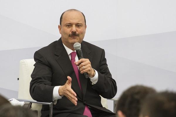 El pasado 31 de enero, el exgobernador de Chihuahua fue expulsado del PRI, dos años y medio después de que se presentara la solicitud. Foto: Cuartoscuro
