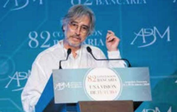 Adalberto Palma Gómez, titular de 94 la CNBV, afinará la arquitectura de la banca.FOTO: ESPECIAL