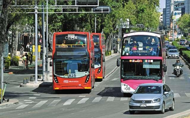 El gobierno local ha puesto su principal reto en mejorar el traslado de la gente.FOTO: ESPECIAL