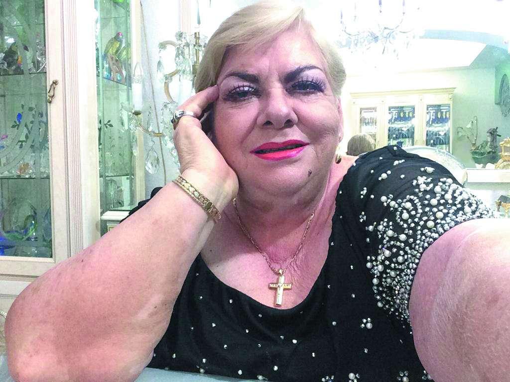 Francisca Viveros Barradas (72).Alto Lucero, Veracruz Foto: Especial