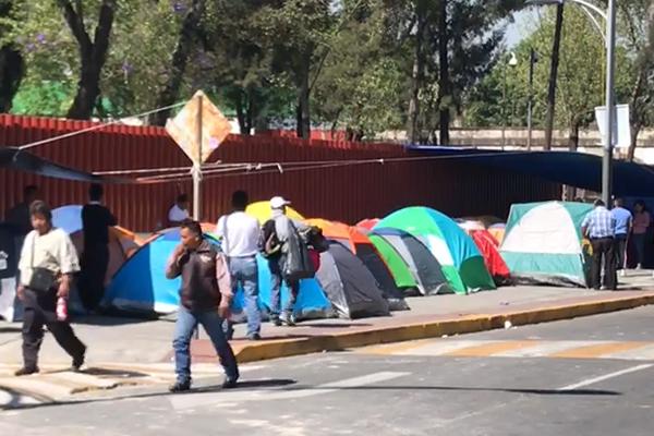 Diputados suspenden sesión de este jueves para reforzar diálogo con la CNTE