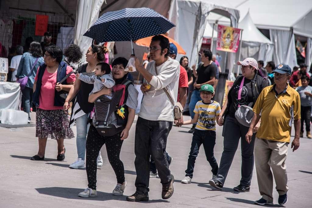 Habrá lluvias aisladas en Nuevo León, Tamaulipas, Veracruz y Oaxaca. FOTO: CUARTOSCURO