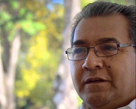 Jiménez Merino rechaza que su candidatura obedezca a una intención de contener una salida masiva de priistas a Morena. Foto: Tomada de Facebook