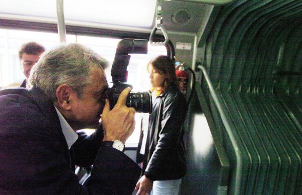 La primer línea de este transporte en la Ciudad de México abrió el 19 de junio de 2005. FOTO: ESPECIAL