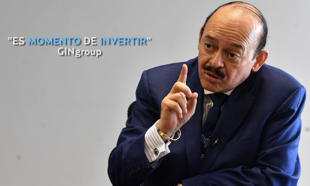 """""""Es momento de invertir"""": Raúl Beyruti"""