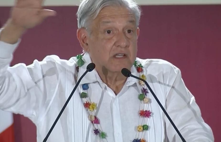 López Obrador presenta programa de mejoramiento urbano en Acapulco: EN VIVO