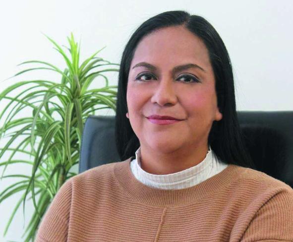 Ariadna Montiel: Primero los pobres