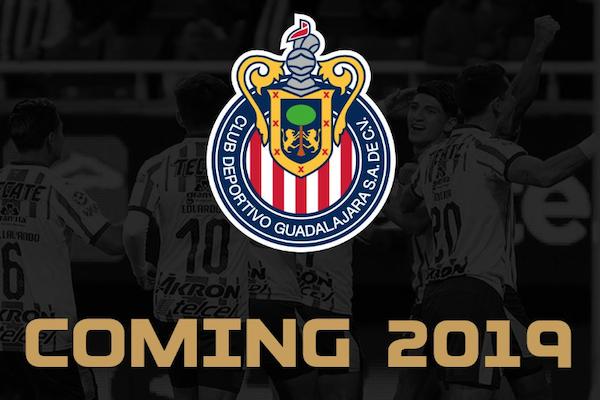 Será la primera vez que el equipo mexicano participe en el torneo de pretemporada más importante del verano. Foto: @Chivas