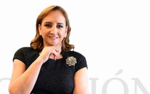 Claudia Ruiz Massieu, Presidenta del Comité Ejecutivo Nacional del PRI