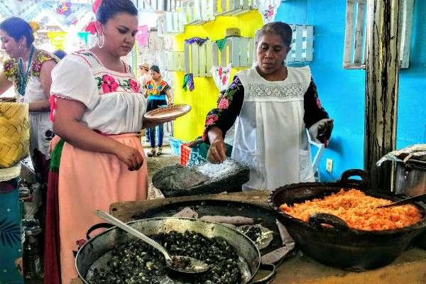ffec31605afd  El primer recetario del que se tiene registro en México fue elaborado por  Sor Juana