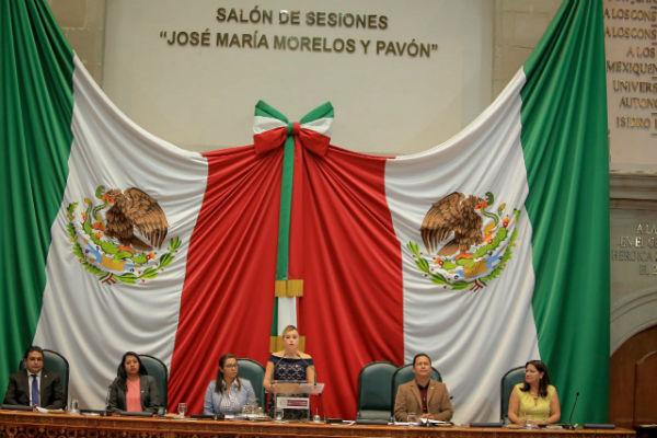 "Temen ""mano negra"" del gobernador Alfredo del Mazo. FOTO: ESPECIAL"