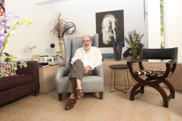 ARTISTA. García Correa actualmente vive y trabaja en la Ciudad de México. Foto: Cortesía