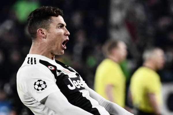 La Juve eliminó al Atlético de Madrid de la Champions League. Foto: AFP