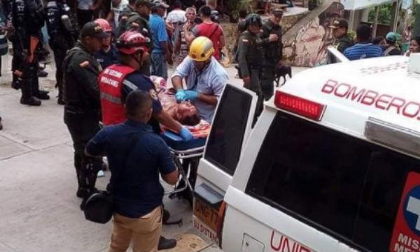 Informes de la policía del Valle del Cauca reportaron la muerte de los trabajadores de la mina de oro. FOTO: ESPECIAL