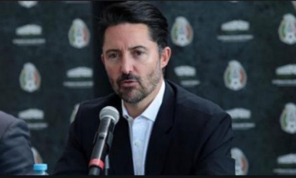 El directivo mexicano recibió el voto de confianza y fue anunciado para su nuevo puesto. FOTO: ESPECIAL