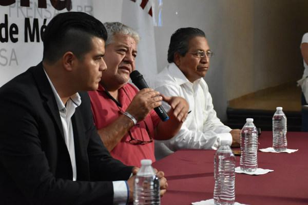 Manuel Huerta Ladrón de Guevara, publicó un mensaje en sus redes sociales en donde aseguró que percibe un sueldo de 43 mil 577.76 pesos al mes