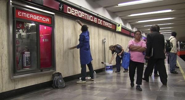 El Metro señaló que dentro de estos trabajos se incluye Deportivo 18 de Marzo y La Villa Basílica de la Línea 6. Foto: Especial