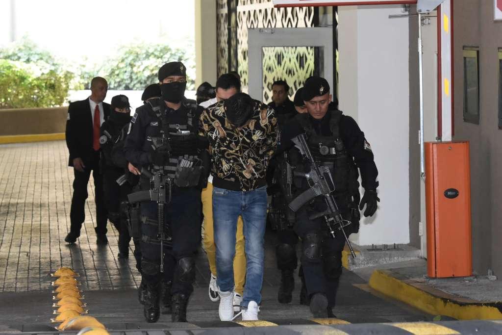 El 1 de marzo, la Policía Federal detuvo a cuatro supuestos integrantes del cártel Unión Tepito en la CDMX. Foto: Cuartoscuro