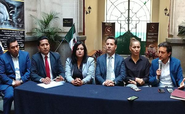 Los legisladores del PT y PES dijeron estar comprometidos con la coalición