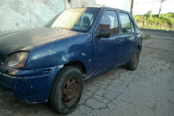 Puebla ocupa el sexto lugar nacional en robo de autos. Foto: @JasonGMustaine