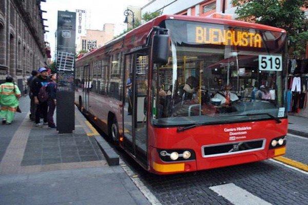 La Línea 4 Ruta Sur va de Buenavista a San Lázaro y cruza por el centro de la CDMX. Foto: Notimex
