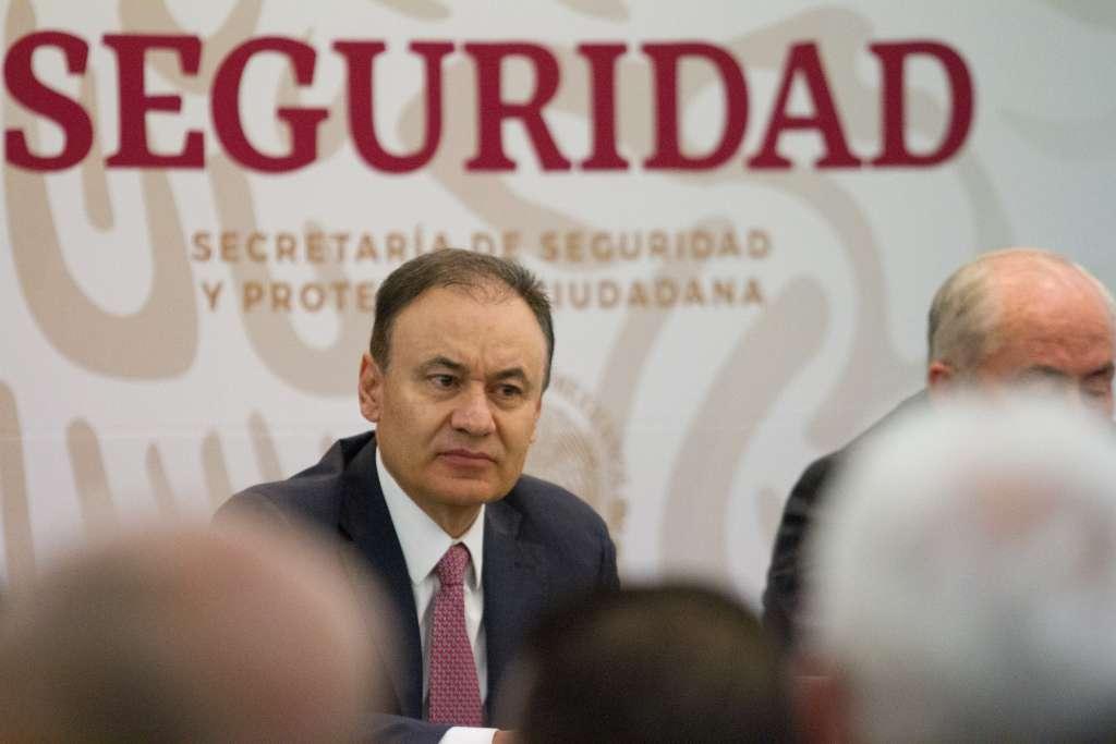 Confió en que con el arranque de operaciones de la Guardia Nacional, las variables de criminalidad desciendan. FOTO: ARCHIVO/ CUARTOSCURO