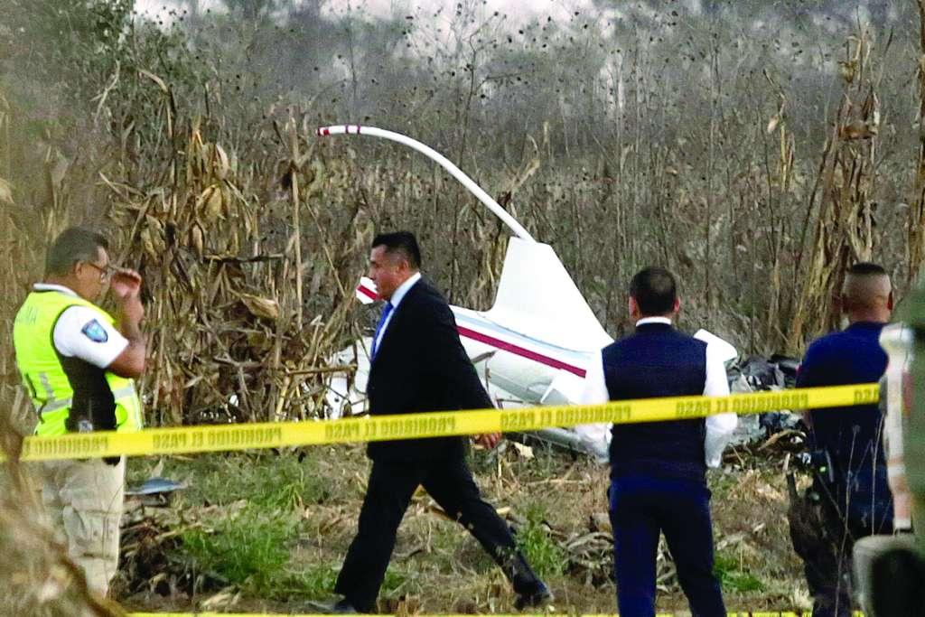 El accidente donde murió la gobernadora y su esposo ocurrió el pasado 24 de diciembre. FOTO: ARCHIVO/ CUARTOSCURO