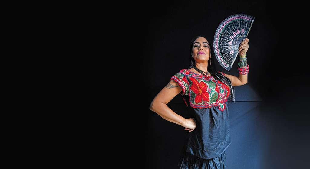 ORIGEN. Nació el 9 de septiembre en Tlaxiaco, Oaxaca. Foto: Nayeli Cruz