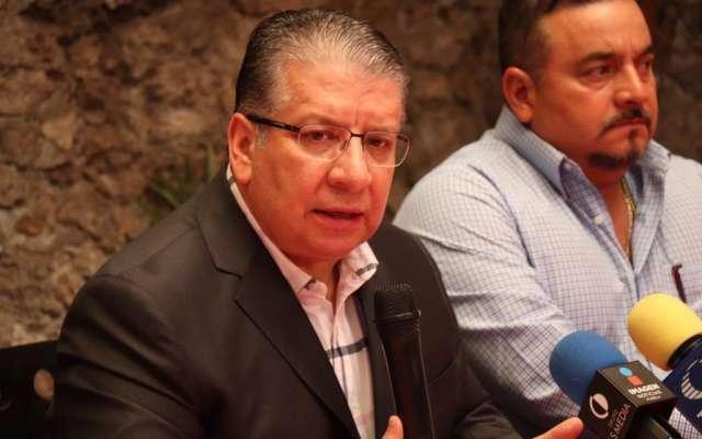 Enrique Doger señaló que fue blanco de ataques durante el proceso para elegir candidato. Foto: @EnriqueDogerG_