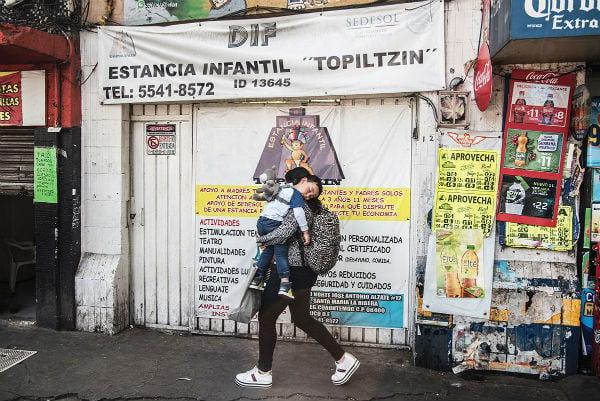 Estancias Infantiles de Sedesol presentaban irregularidades. FOTO: ESPECIAL