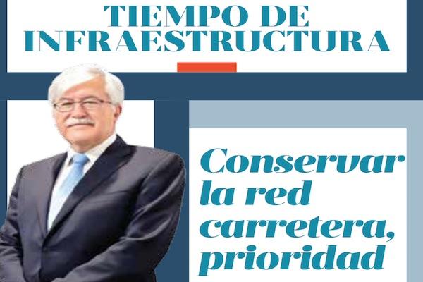 Óscar de Buen, Especialista en gestión de proyectos de infraestructura.