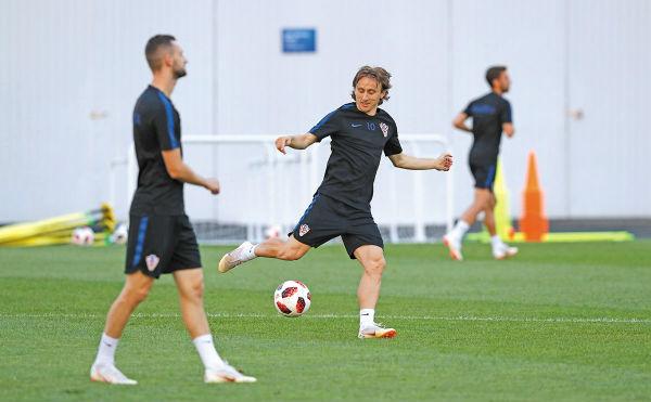 Los croatas fueron la gran sorpresa del Mundial de Rusia 2018. Foto: AP