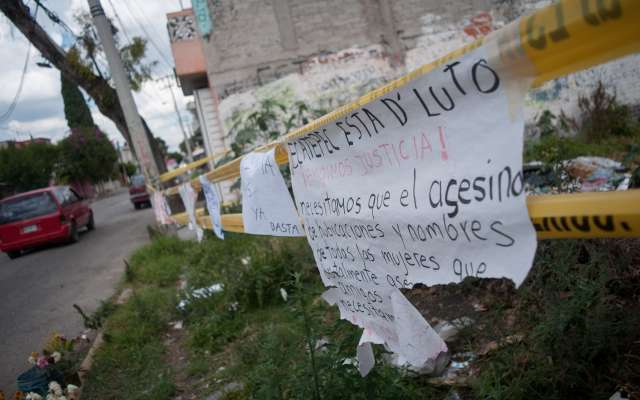 Pareja feminicida de Ecatepec