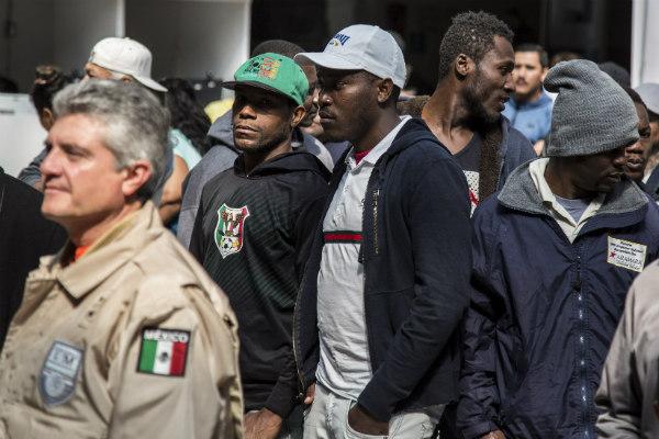 México ha otorgado un estatus legal a más de trece mil personas extranjeras que ingresaron por la frontera sur para documentar su ingreso