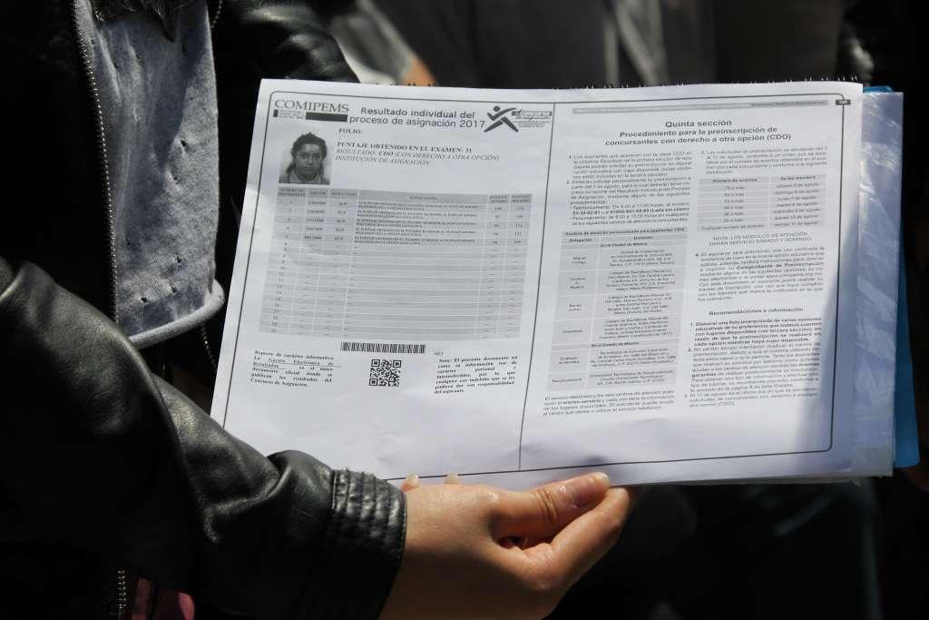 El examen de ingreso al bachillerato de la UNAM será los días 22 y 23 de junio. Foto: Cuartoscuro