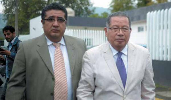 Un juez determinó la no vinculación a proceso de Flavino Ríos Alvarado. FOTO: ESPECIAL