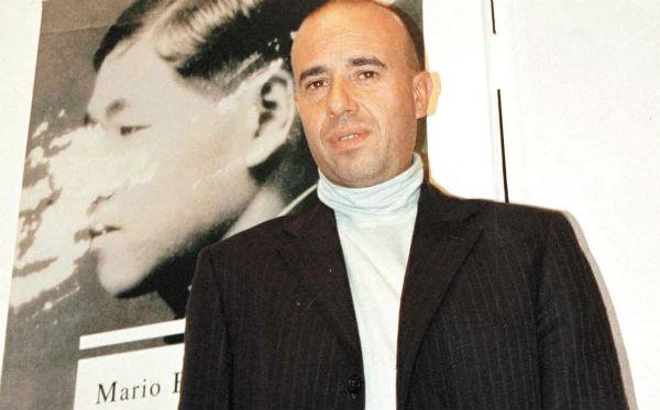 ESCRITOR. Bellatin dimitió de su cargo como director del sistema de becas. Foto: Cuartoscuro