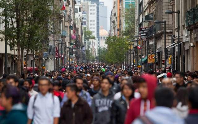 A través de su cuenta de Twitter, el Gobierno Federal invitó a la población a participar. Foto: Cuartoscuro