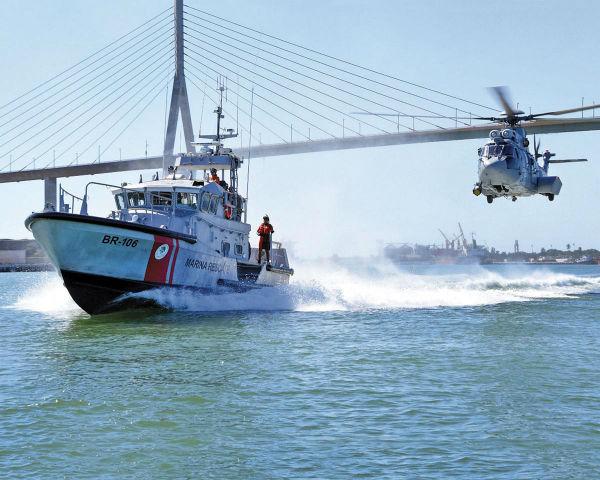 ALERTA. El personal naval tiene vigilancia en 54 instalaciones estratégicas. Foto: Notimex
