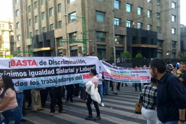 Continuarán las mesas de revisión con las representaciones sindicales. FOTO: ESPECIAL