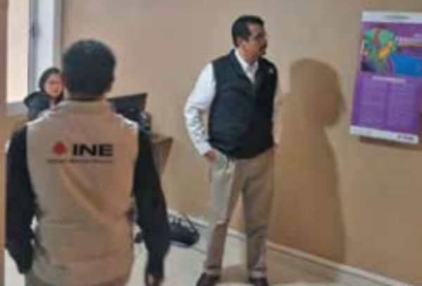 El INE pide a electores verificar sus datos en la Lista Nominal.FOTO: ESPECIAL