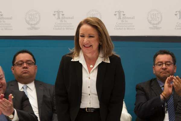 Esquivel Mossa es esposa del empresario José María Riobóo, quien esconsultor del presidente Andrés Manuel López Obrador. Foto: Archivo | Cuartoscuro