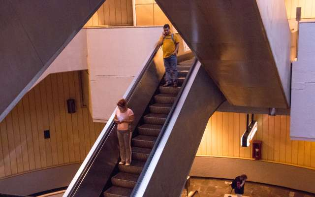 Escaleras eléctricas