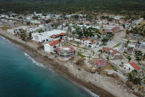 El 9 de marzo, los reclusosabandonaron los centros federales de readaptación social de la Isla. Foto: Archivo | Cuartoscuro