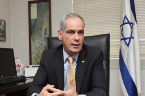Peled reiteró que su país puede ofrecer asistencia y cooperación al nuevo gobierno mexicano. Foto: Notimex