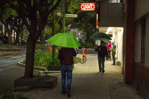Las lluvias podrían estar acompañadas de actividad eléctrica. Foto: Archivo | Cuartoscuro