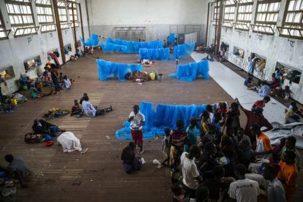 En Zimbabue, las inundaciones catastróficas y deslizamientos de tierra han dejado 259 muertos. Foto: AFP