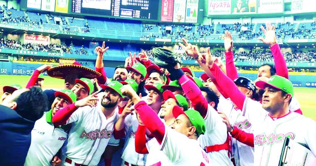 GRANDEZA. El beisbol mexicano tuvo ayer uno de los mejores capítulos en la historia. Foto: Especial